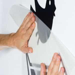 Wall Sticker Application
