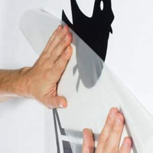 Banksy Panda Wall Stickers-4732