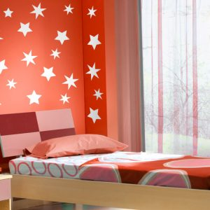 Kids Stars Wall Stickers-0