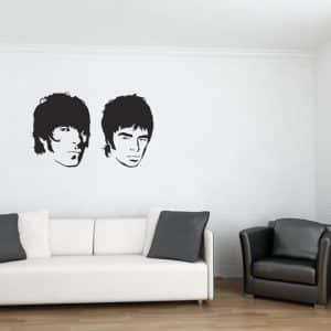 Oasis Wall Sticker-0