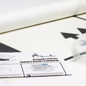Wall Sticker Packaging