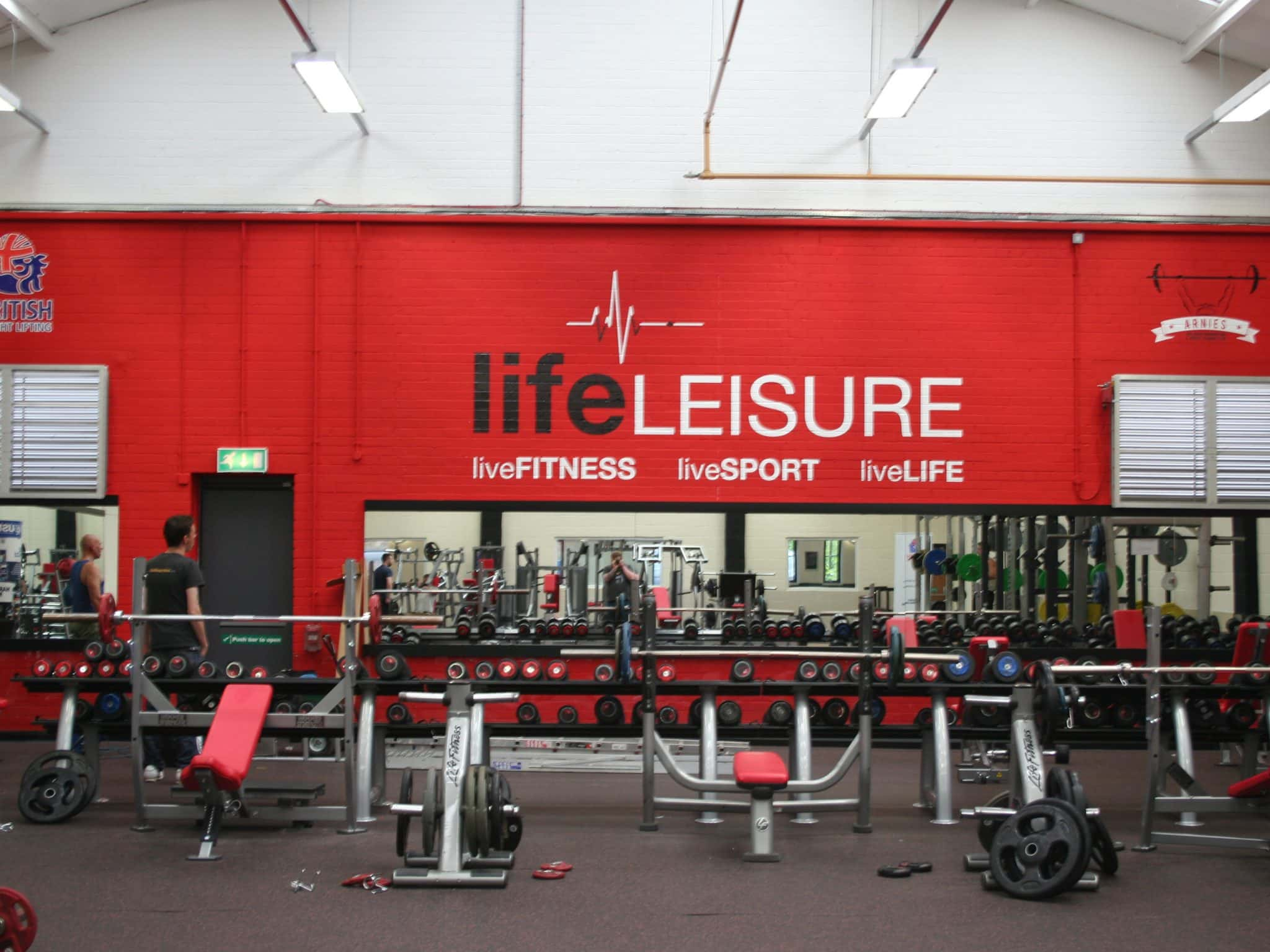 Life Leisure Wall Decals