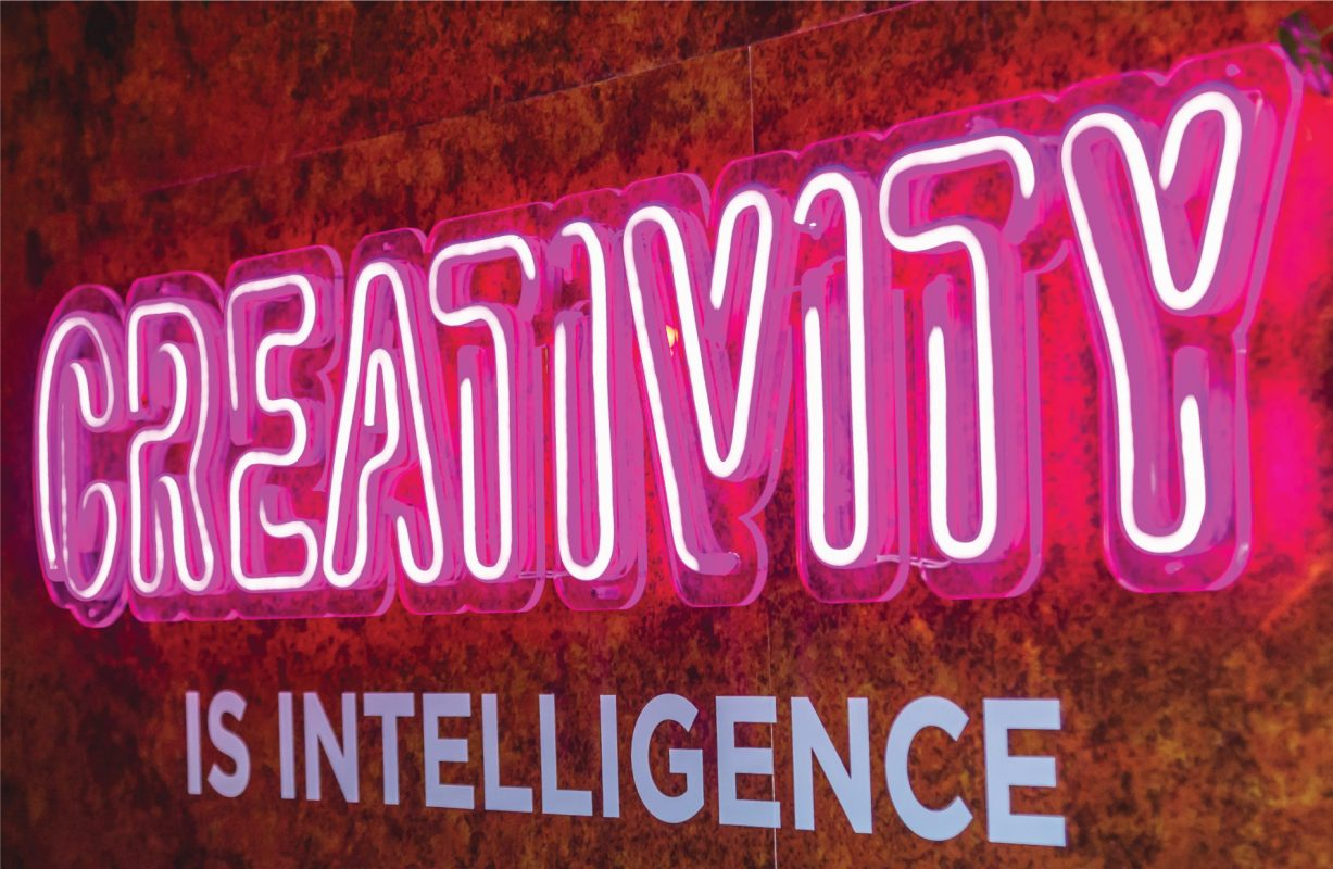 LED Flex Neon Sign and wall graphics