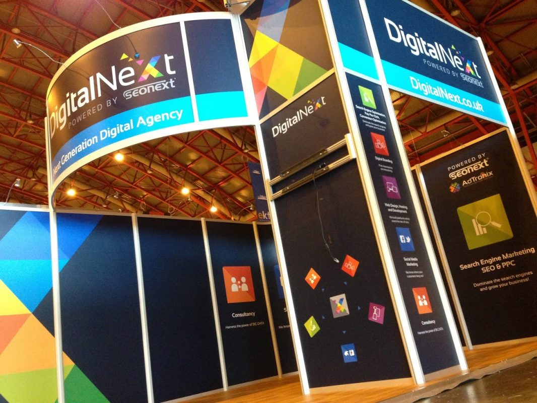 Digitial Next Exhibition Display