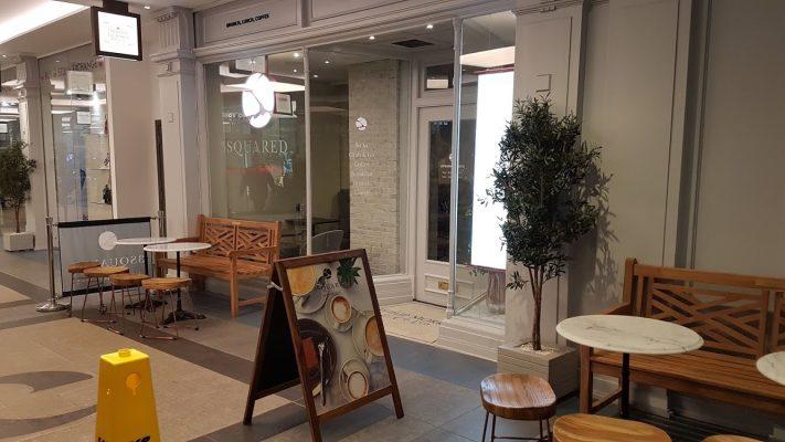 3 Squared Cafe exterior