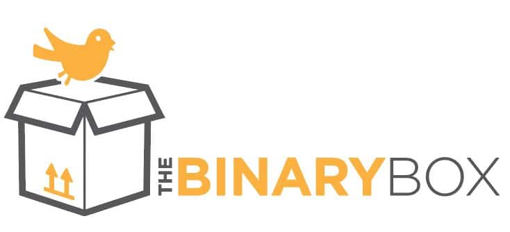The Binary Box logo