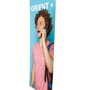 Orient+ Roller Banner